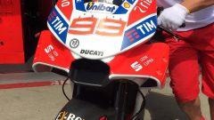 MotoGP Brno 2017, la nuova carena della Ducati Desmosedici GP17