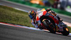 MotoGP Brno 2018: Pedrosa il più veloce, Rossi settimo e Marquez decimo
