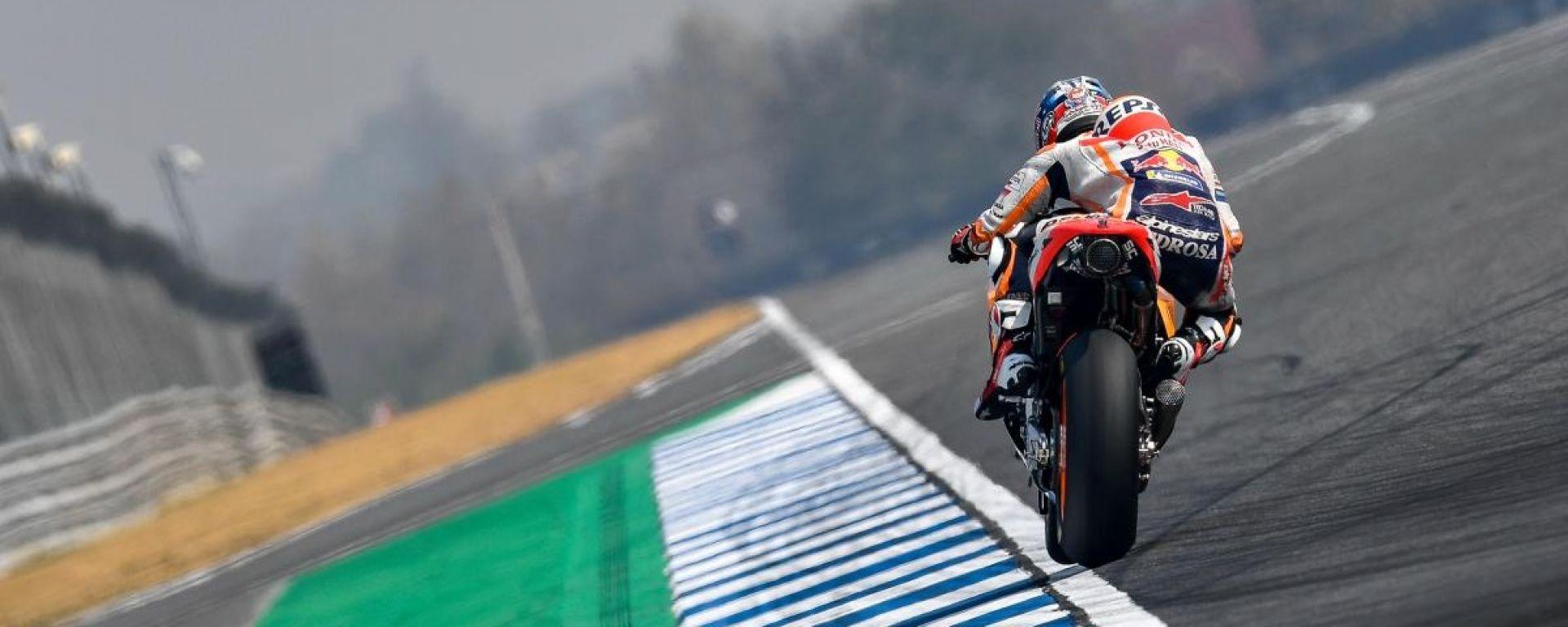 MotoGP Buriram Thailandia 2018: gli orari TV