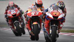 MotoGP, cambiano le regole su alette, test e wild card