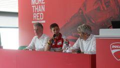MotoGP: Casey Stoner torna in sella per migliorare la Desmosedici