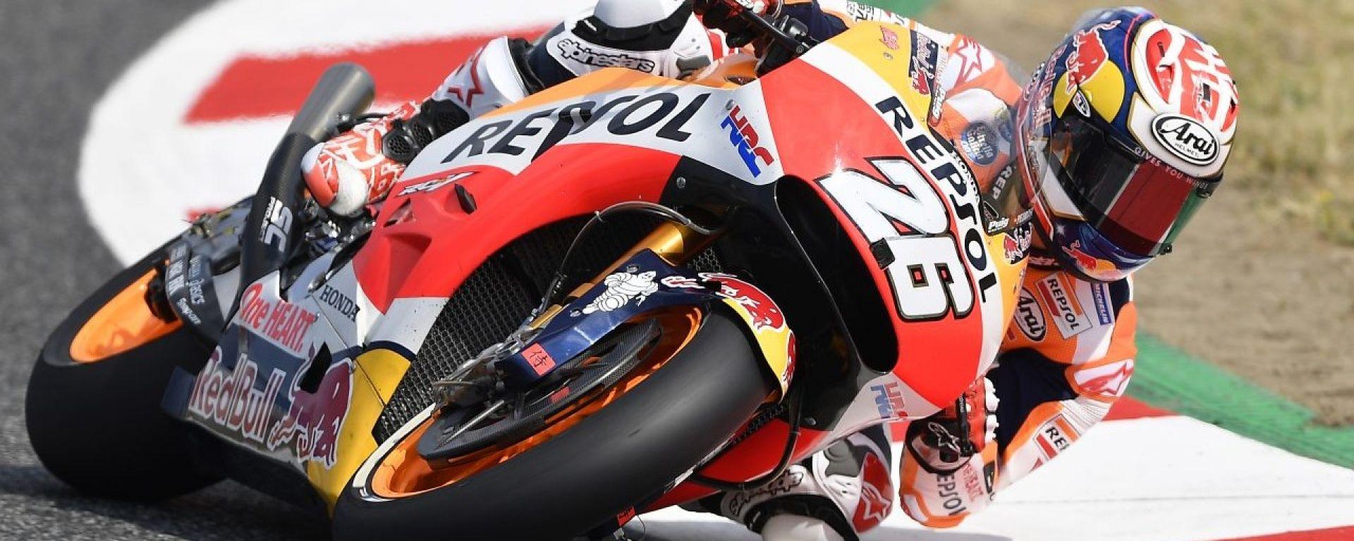MotoGP Catalunya 2017: Dani Pedrosa in Pole davanti a Jorge Lorenzo e Danilo Petrucci