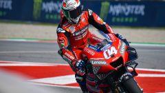 MotoGP Catalunya 2020, Barcellona: Andrea Dovizioso (Ducati)