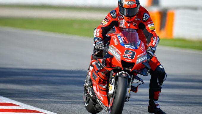 MotoGP Catalunya 2020, Barcellona: Danilo Petrucci (Ducati)