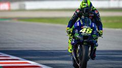 MotoGP Catalunya 2020, Barcellona: Valentino Rossi (Yamaha)