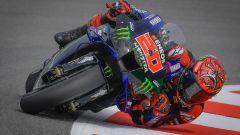 MotoGP Catalunya 2021, Pokerissimo di pole per Quartararo, due Ducati in 1° fila