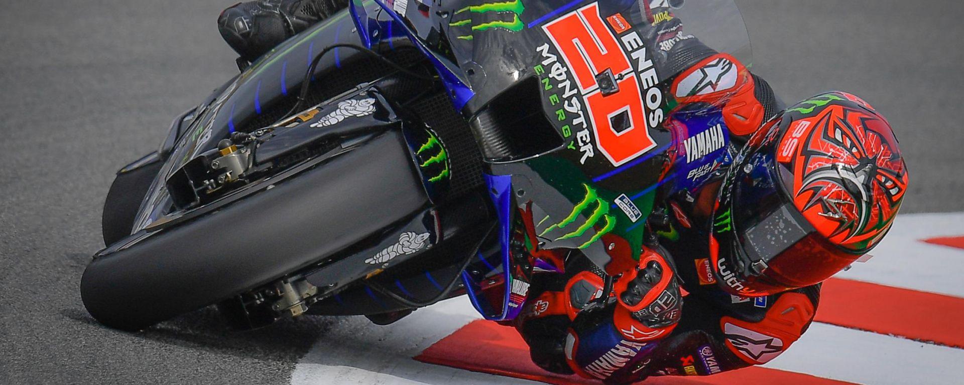 MotoGP Catalunya 2021, Fabio Quartararo (Yamaha)
