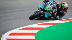 MotoGP Catalunya 2021, FP3: Morbidelli primo, Bagnaia e Rossi in Q2