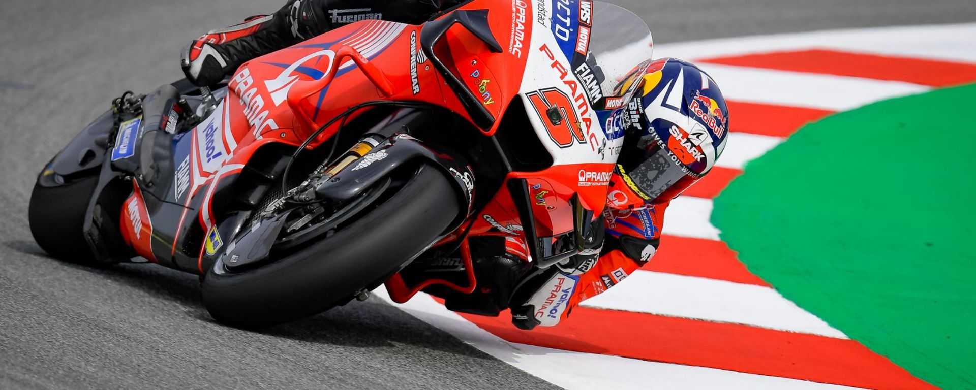 MotoGP Catalunya 2021, Johann Zarco (Ducati Pramac)