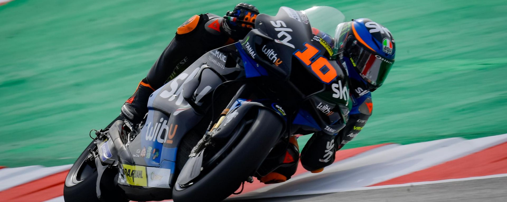 MotoGP Catalunya 2021, Luca Marini (Ducati Sky VR46)