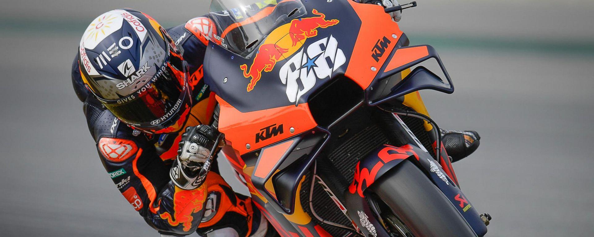 MotoGP Catalunya 2021, Montmelò: Miguel Oliveira (KTM)