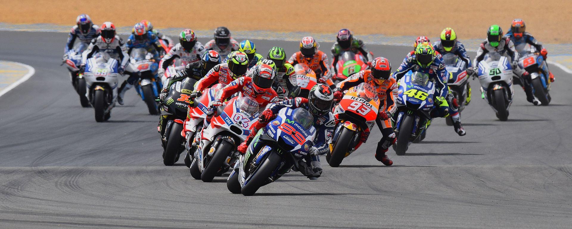 MotoGP: il punto sulle squadre ufficiali nel 2017