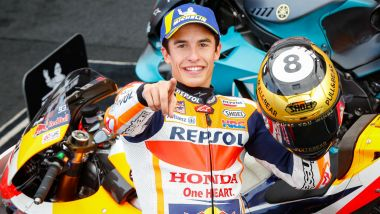 MotoGP Comunità Valenciana 2019, Valencia: Marc Marquez (Honda)