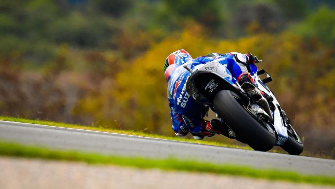 MotoGP Comunità Valenciana 2020, Cheste - Alex Rins (Suzuki)