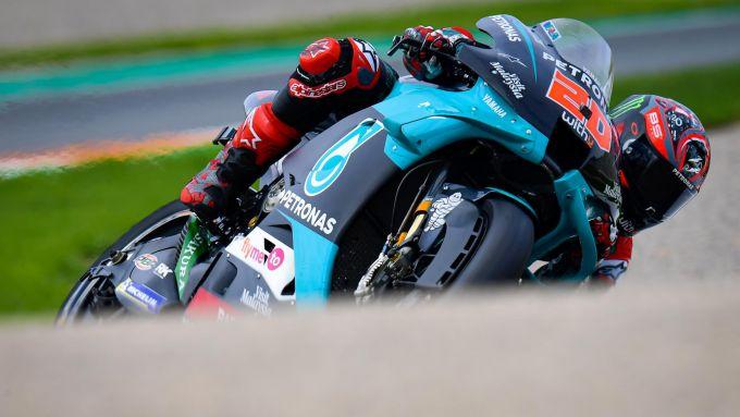 MotoGP Comunità Valenciana 2020, Cheste - Fabio Quartararo (Yamaha)