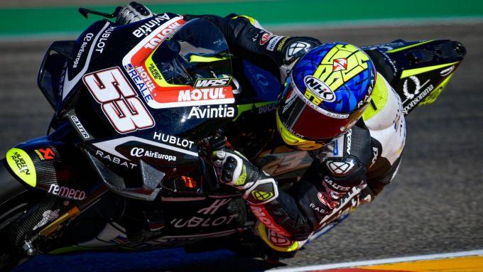 MotoGP Comunità Valenciana, Valencia: Tito Rabat (Ducati)