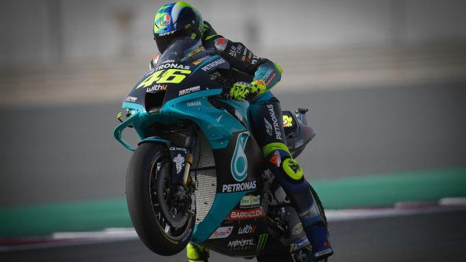 MotoGP Doha 2019, Valentino Rossi (Yamaha Petronas)