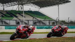 Dovizioso, Petrucci e commentano il calendario MotoGP