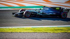 Scambio Rossi-Hamilton, Mercedes-Yamaha, il video onboard di Valentino Rossi