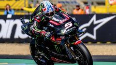 MotoGP Le Mans 2018: Zarcò in pole, Marquez secondo, solo nono Rossi