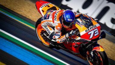 MotoGP Francia 2020, Le Mans: Alex Marquez (Honda)