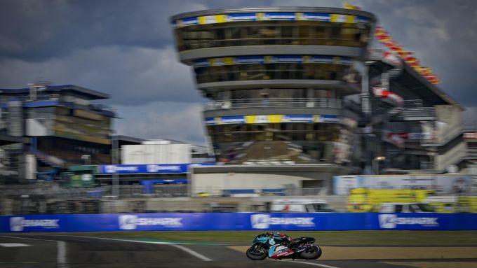 MotoGP Francia 2020, Le Mans: Fabio Quartaraaro (Yamaha)