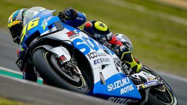 MotoGP Francia 2020, Le Mans: Joan Mir (Suzuki)
