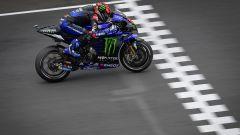 MotoGP Francia 2021: pole Quartararo su Vinales e Miller. Male Bagnaia
