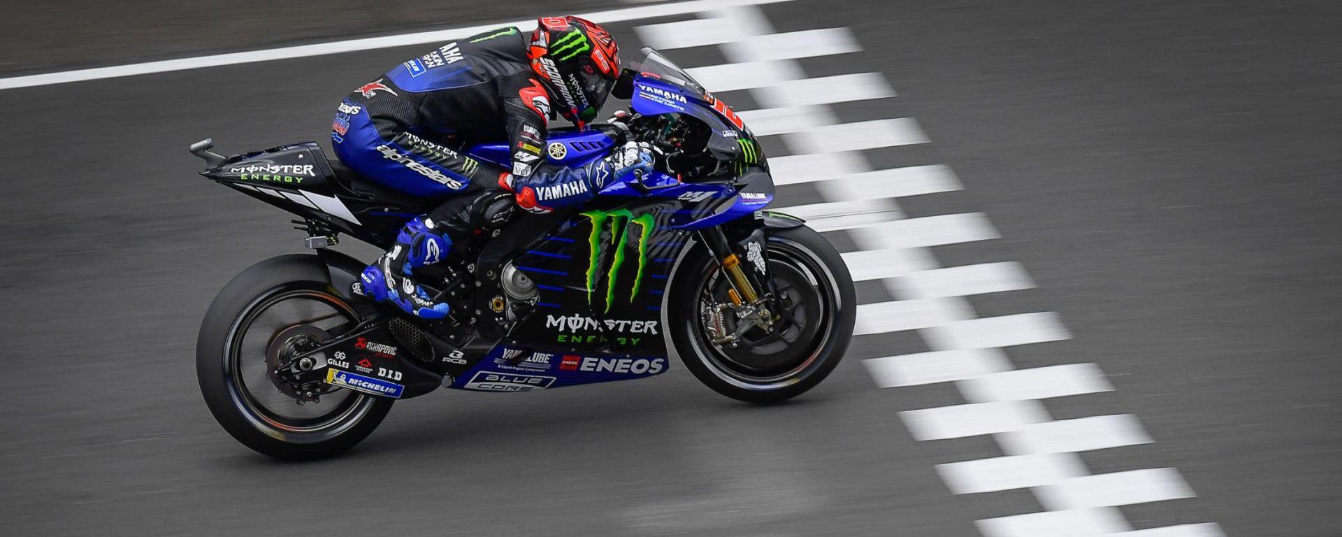 MotoGP Francia 2021, Le Mans: Fabio Quartararo (Yamaha)