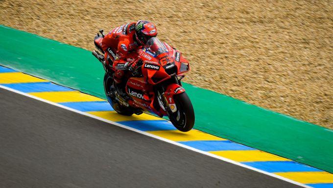 MotoGP Francia 2021, Le Mans: Francesco Bagnaia (Ducati)