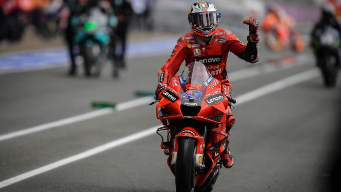 MotoGP Francia 2021, Le Mans: Jack Miller (Ducati)