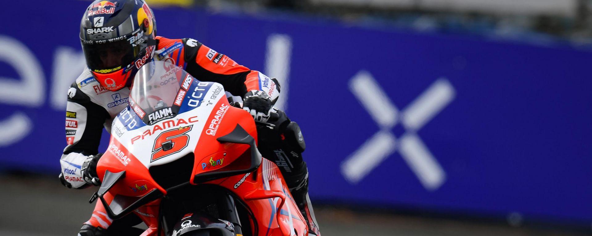 MotoGP Francia 2021, Le Mans: Johann Zarco (Ducati Pramac Racing)
