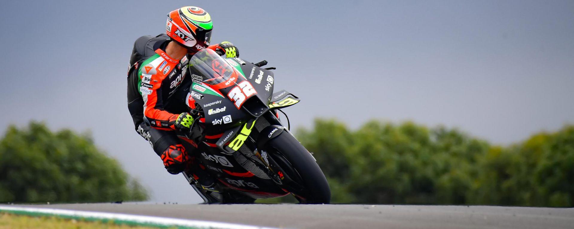 MotoGP Francia 2021, Le Mans: Lorenzo Savadori (Aprilia Racing)