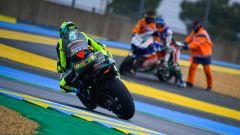 MotoGP Francia 2021, Le Mans: Valentino Rossi (Yamaha Petronas SRT)