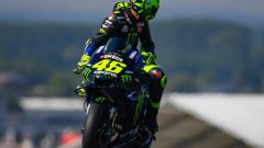"""MotoGP Francia, Rossi: """"Perdiamo tanto in accelerazione"""" - Immagine: 2"""