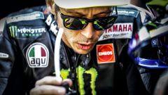 """MotoGP Francia, Rossi: """"Perdiamo tanto in accelerazione"""" - Immagine: 1"""
