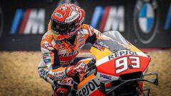 MotoGP Francia, vince Marquez su Dovizioso. Quinto Rossi - Immagine: 5