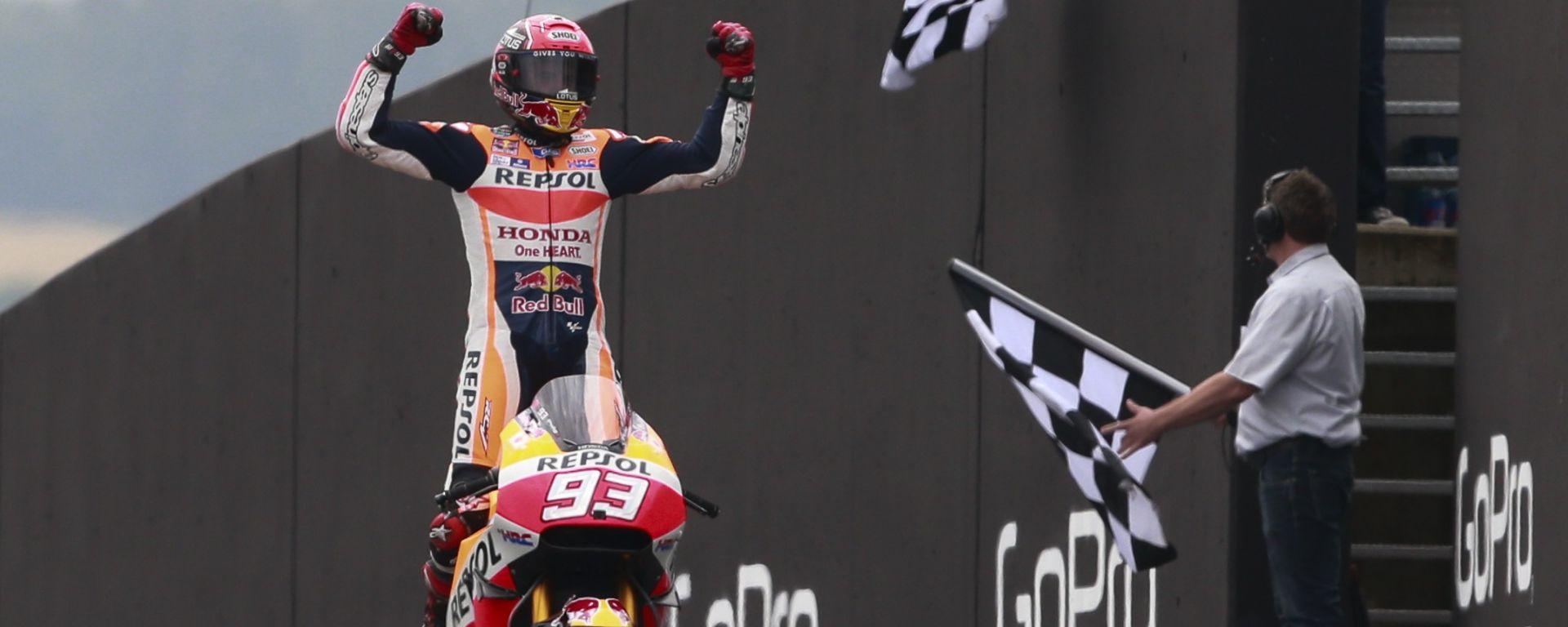 MotoGP Germania 2016: le pagelle del Sachsenring