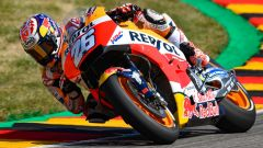 MotoGP Germania 2018, Sachsenring, Daniel Pedrosa in azione