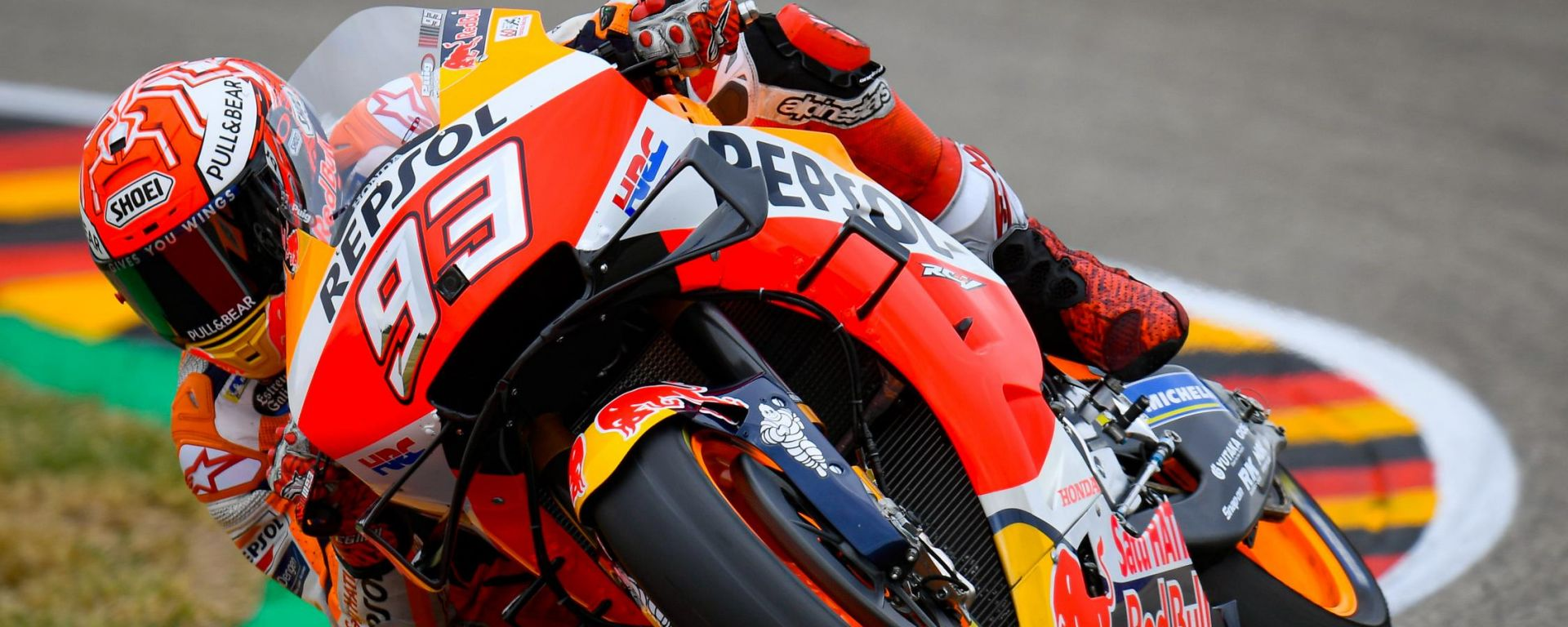 MotoGP Germania 2019, FP2, Marc Marquez (Honda)