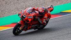 MotoGP Germania 2021, Sachsenring: Francesco Bagnaia (Ducati)