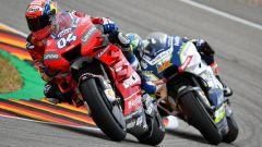 """MotoGP Germania, Dovizioso: """"Siamo sempre al limite"""" - Immagine: 2"""