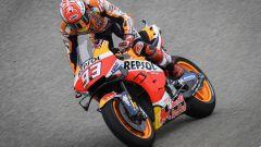 MotoGP Germania FP3: Marquez porta in vetta la Honda - Immagine: 8