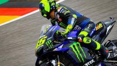 """MotoGP Germania, Rossi 11°: """"Sono lento nel T4"""" - Immagine: 1"""