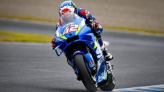 MotoGP Giappone 2019, Motegi: Alex Rins (Suzuki)