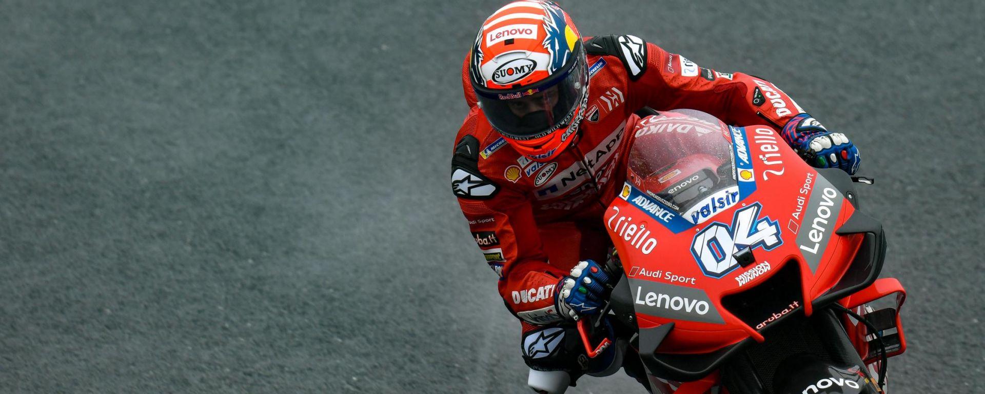 MotoGP Giappone 2019, Motegi: Andrea Dovizioso (Ducati)
