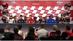 MotoGP Giappone 2019, Motegi, conferenza stampa: Nakagami, Vinales, Dovizioso, Marquez, Rins, Quartararo