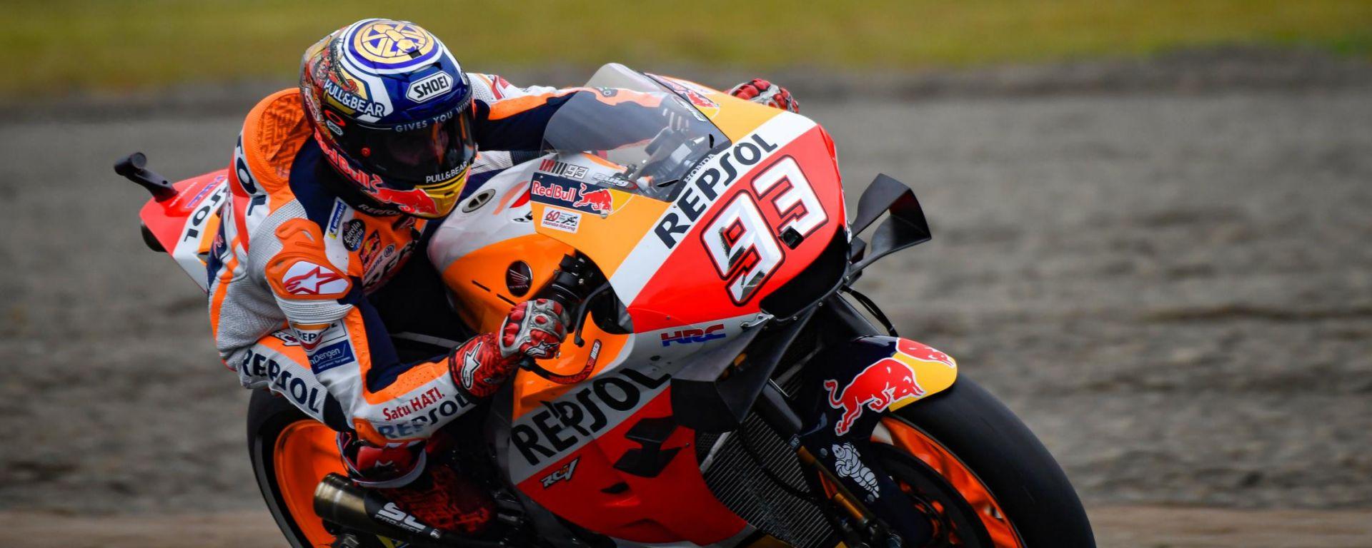 MotoGP Giappone 2019, Motegi: Marc Marquez (Honda)