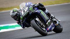 MotoGP Motegi, FP1: Tris Yamaha, guida Vinales