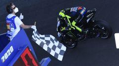 MotoGP, GP Andalusia 2020: Valentino Rossi (Yamaha)
